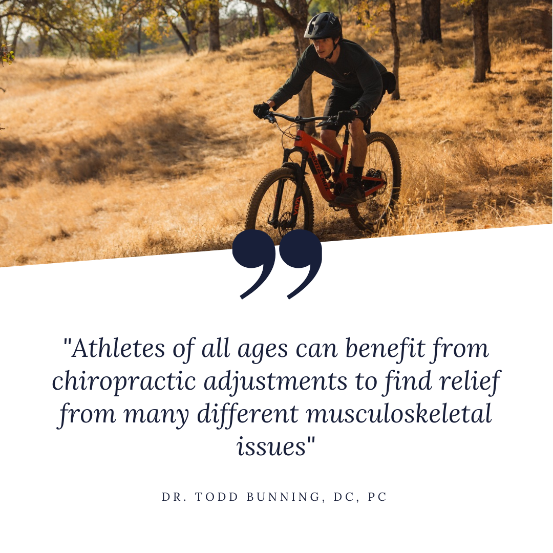 Nicolas DeSarno - DR TODD EXAMPLE POST Athletic Performance